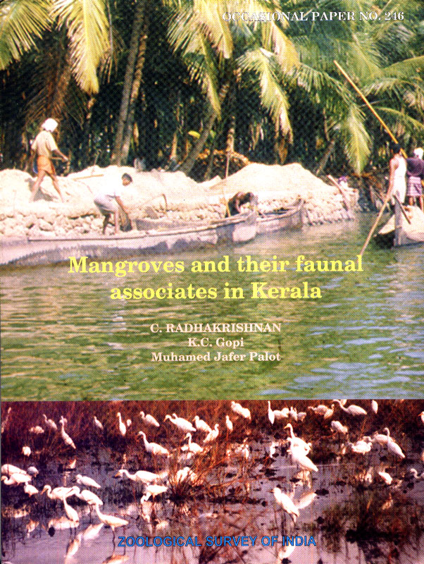 Mangroves and their faunal associates in Kerala